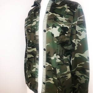 Light Camo Jacket